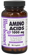Image of Bluebonnet Nutrition - Amino Acids 1000 mg. - 90 Caplets