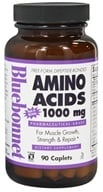Bluebonnet Nutrition - Amino Acids 1000 mg. - 90 Caplets by Bluebonnet Nutrition