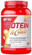 MET-Rx - Protein & Oats Cocoa - 2 lbs., from category: Sports Nutrition