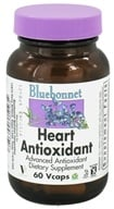 Bluebonnet Nutrition - Heart Antioxidant - 60 Vegetarian Capsules, from category: Vitamins & Minerals