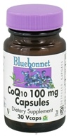 Bluebonnet Nutrition - CoQ10 100 mg. - 30 Vegetarian Capsules