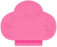 Image of Summer Infant - The Original TinyDiner Portable Placemat by Kiddopotamus Pink - CLEARANCE PRICED