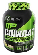 Muscle Pharm - Combat Advanced Time Release Protein Powder Vanilla - 4 lbs. (736211991010)