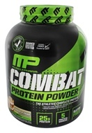 Muscle Pharm - Combat Advanced Time Release Protein Powder Cookies 'N Cream - 4 lbs. (736211990815)