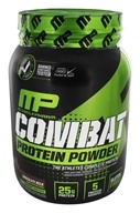 Muscle Pharm - Combat Advanced Time Release Protein Powder Chocolate Milk - 2 lbs. - $27.99