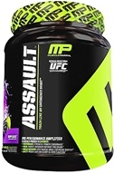 Muscle Pharm - Assault Extreme Pre-Workout Matrix Grape Blast - 3.04 lbs.