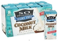 So Delicious - Dairy Free Coconut Milk Sugar Free Beverage Original - 8 Pack(s)
