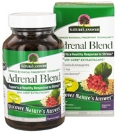 Nature's Answer - Adrenal Stress Away Extractacaps - 90 Vegetarian Capsules