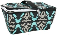 Blue Avocado - Lunch Boxe Black Baroque, from category: Housewares & Cleaning Aids