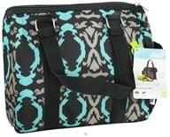Blue Avocado - Lunch Duffle Black Baroque, from category: Housewares & Cleaning Aids