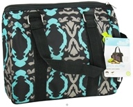Image of Blue Avocado - Lunch Duffle Black Baroque