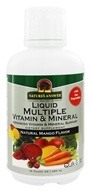 Image of Nature's Answer - Liquid Multiple Vitamin & Mineral Natural Mango Flavor - 16 oz.