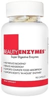 BeautyFit - BeautyEnzymes Super Digestive Enzymes - 90 Capsules CLEARANCE PRICED by BeautyFit