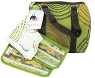 Blue Avocado - Basic Duffle Kit Green Avodot - 4 Piece(s) CLEARANCE PRICED, from category: Housewares & Cleaning Aids