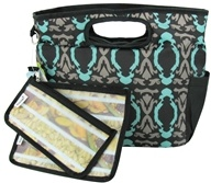 Blue Avocado - Lunch Clutch Kit Black Baroque - 3 Piece(s) - $16.14