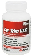 Top Secret Nutrition - Cal-Trim 1000 Calorie Management Formula - 60 Capsules CLEARANCE PRICED - $8.88