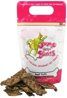 Jump Your Bones - 100% Natural Gourmet Pet Treats Beef Puffs - 1.76 oz. (635335010020)