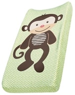 Image of Summer Infant - Change Pad Pals Changing Pad Cover Monkey