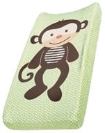 Summer Infant - Change Pad Pals Changing Pad Cover Monkey, from category: Baby & Child Health