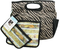 Blue Avocado - Lunch Clutch Kit Zebra - 3 Piece(s) - $16.14