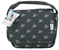 Image of Blue Avocado - Kids Cooper Lunch Bag Grey Shark - CLEARANCE PRICED