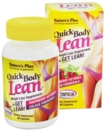 Nature's Plus - Quick Body Lean - 90 Capsules CLEARANCE PRICED (097467043343)