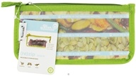 Image of Blue Avocado - (Re)Zip Snack Reusable Storage Bags Kiwi Solid