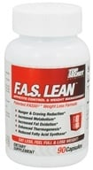 Top Secret Nutrition - F.A.S. Lean Appetite Control & Weight Management - 90 Capsules - $21.69