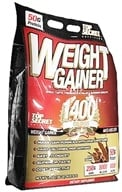 Top Secret Nutrition - Weight Gainer 1400 Dutch Chocolate - 10 lbs., from category: Sports Nutrition