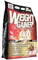 Top Secret Nutrition - Weight Gainer 1400 Dutch Chocolate - 10 lbs. - $35.99