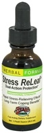 Image of Herbs Etc - Stress ReLeaf Dual Action Protection - 1 oz.