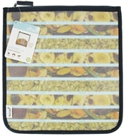 Image of Blue Avocado - (Re)Zip Bulk Reusable Storage Bag Navy Solid