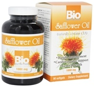 Bio Nutrition - Safflower Oil 1000 mg. - 90 Softgels (854936003259)