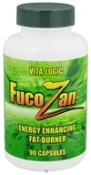 Vita Logic - FucoZan Energy Enhancing Fat Burner - 90 Capsules - $22.69