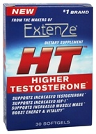 ExtenZe - HT Higher Testosterone - 30 Softgels, from category: Sports Nutrition