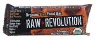 Raw Revolution - Organic Live Food Bar Almond Butter Cup - 1.8 oz. - $1.49