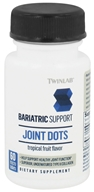 Twinlab - Bariatric Support Joint Dots Tropical Fruit Flavor - 60 Micro Tablets (027434037051)