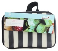 XO Eco - (ECO) Lunch Case Tuxedo Stripe, from category: Housewares & Cleaning Aids