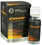 Thorne Performance - Elevate Energy Endurance Shot - 4 x 2.5 oz by Thorne Performance