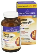 New Chapter - Bone Strength Take Care Bonus Size - 144 Tablets