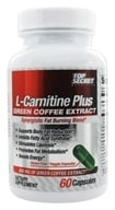 Image of Top Secret Nutrition - L-Carnitine Plus Green Coffee Extract - 60 Capsules