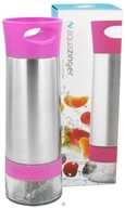Zing Anything - Aqua Zinger Flavored Water Maker Pink - 20 oz. by Zing Anything