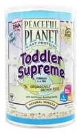 VegLife - Peaceful Planet Plant Proteins Toddler Supreme Formula - 14 oz. by VegLife