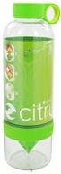 Zing Anything - Citrus Zinger Flavored Water Maker Green - 28 oz., from category: Housewares & Cleaning Aids