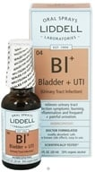 Liddell Laboratories - Bl Bladder + UTI Homeopathic Oral Spray - 1 oz.