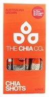Image of The Chia Co - Chia Shots Australian Grown - 10 Pack