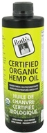 Image of Ruth's Hemp Foods - Certified Organic Hemp Oil - 16 oz.