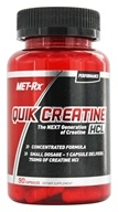 MET-Rx - Quik-Crete Creatine HCl 750 mg. - 90 Capsules, from category: Sports Nutrition