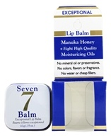 Seven 7 Cream - Lip Balm Fragrance Free - 0.35 oz. (094922113016)