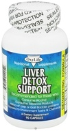 Oxylife Products - Live Detox Support - 90 Capsules